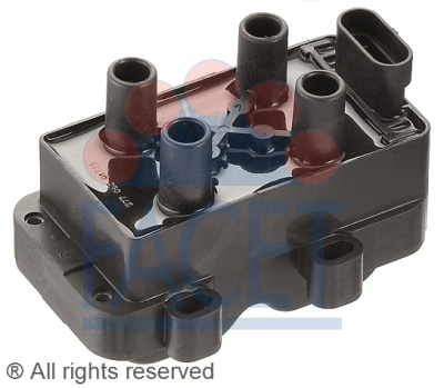Dacia-Nissan-Renault ignition coil