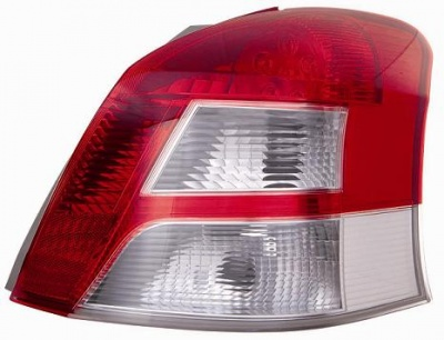 Right tail light Toyota Yaris