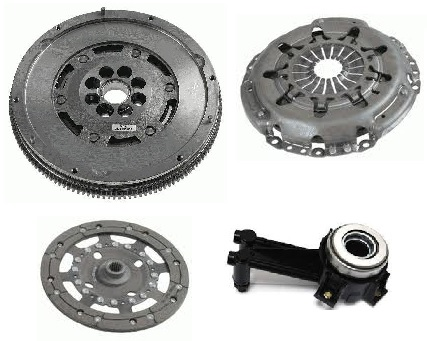 Clutch Kit Fiesta 1400 TDCI