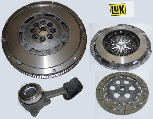 Clutch Kit with Flywheel Ford Focus Tdci