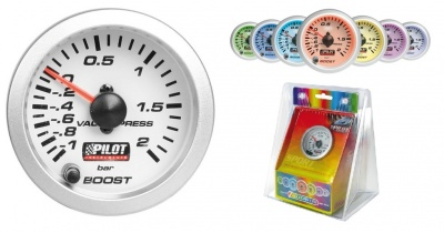 Boost Pressure Manometer