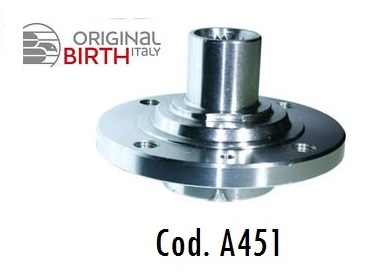 Front wheel hub Golf II-Jetta II